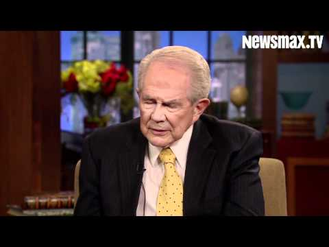 Pat Robertson: Clock Ticking on Financial Meltdown