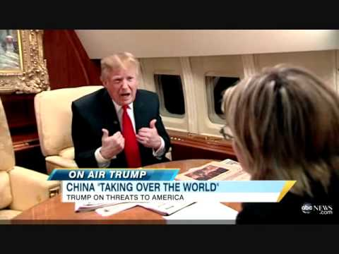 Donald Trump Discusses Obama's Birth - 3/17/2011