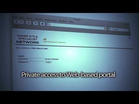 Short Sale Specialist Network - Presentation Video