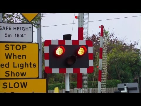 Level Crossing - Claremont Road, Howth