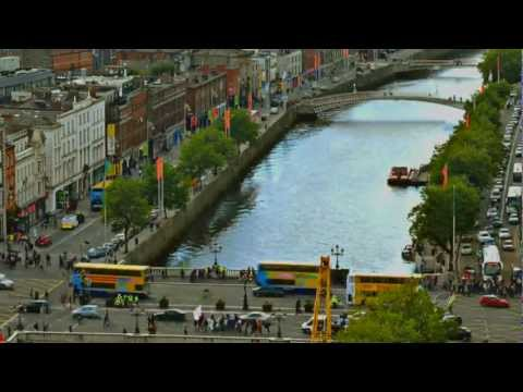 Time lapse Dublin 2013 - (hd on please)