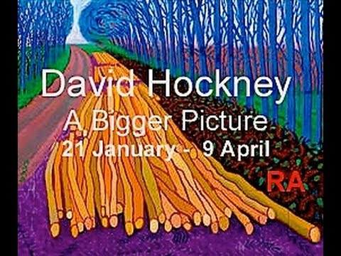David Hockney Royal Academy 2012