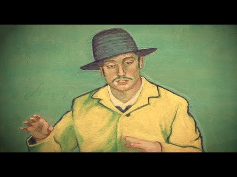 Loving Vincent - Van Gogh's paintings brought to life