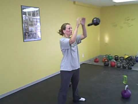 Kettlebell 2-Arm Swing and Release Variations