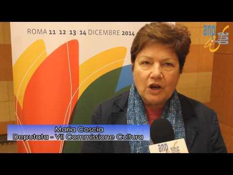 X CONGRESSO ANP - ROMA - Servizio di Martino Cazzorla   2014