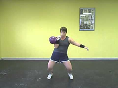 Sofia M. 20kg Kettlebell 1-Arm Long Cycle: Strongwoman S-20 Rank Attempt