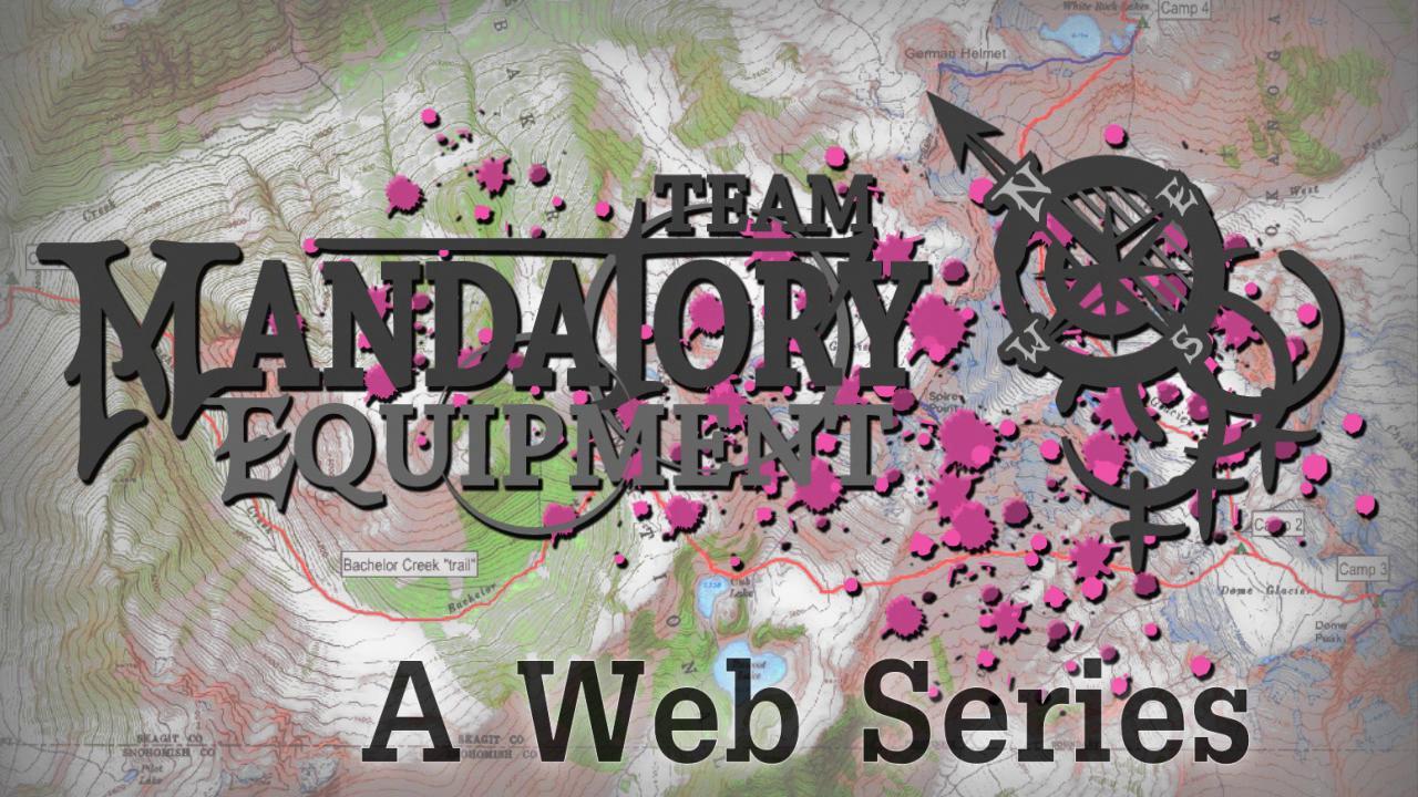Mandatory Equipment: A web series - Trailer