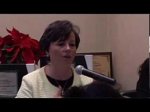 """Premiazione """"ANP per l'Innovazione 2013"""", intervento Ministro Carrozza"""