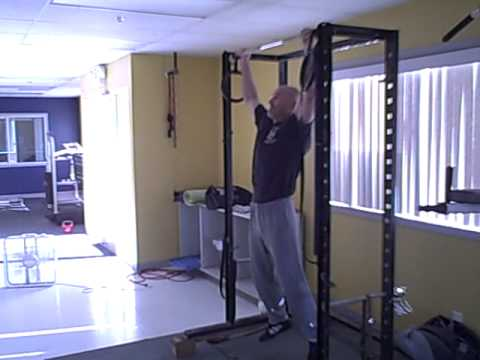 Mike 29  deadhang pullups