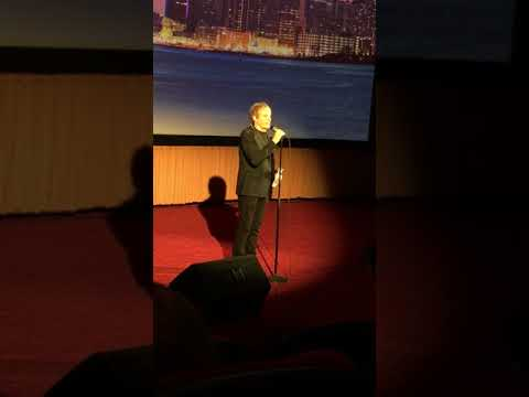 """Michael's speech at premiere of documentary film """"American Dream: DETROIT"""" at The Grove, LA on 2nd May, 2018."""