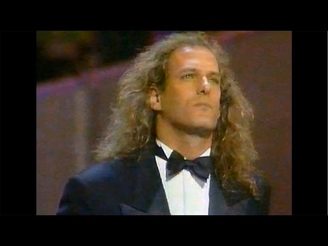 "Michael Bolton ""Yesterday"" (Songwriters Hall Of Fame) 1989 [Remastered]"