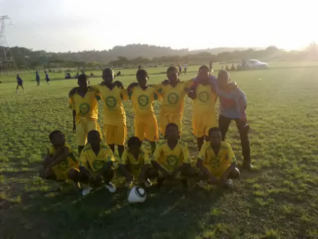 Umlazi Youth at Training