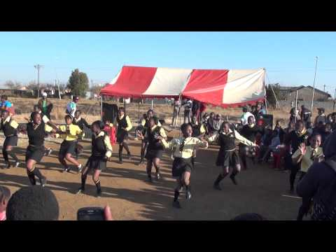 Jabulile Arts Group doing Sarafina