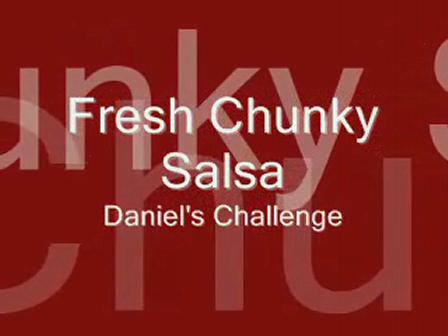 Fresh Chunky Salsa