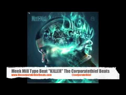 Meek Mill Style Beat (The Corporatethief Beats)