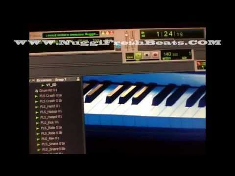 New Lil Wayne I Need a Dollar w/Hook (Club) (2011) Made In FL Studio 10 (Prod. ByNuggifresh) {HD}