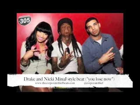 Drake and NiKki Minaj style beat (corporatethiefbeats)