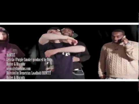 HuNTiT - Let's Go (Purple Smoke) - 1080p HD