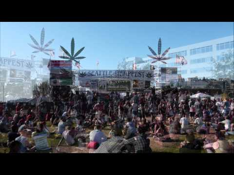Hempfest - Seattle, Washington - 2011 (Part 2)