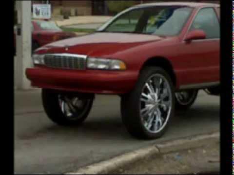 Baby Southside - Choppin Bladez - Da Wicked & Da Thurough Midwest Thugs
