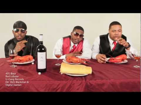 Red Lobster - The 495 Boyz (Official Music Video)
