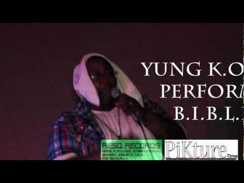 Midwest's Finest: Yung KORI performs B.I.B.L.E