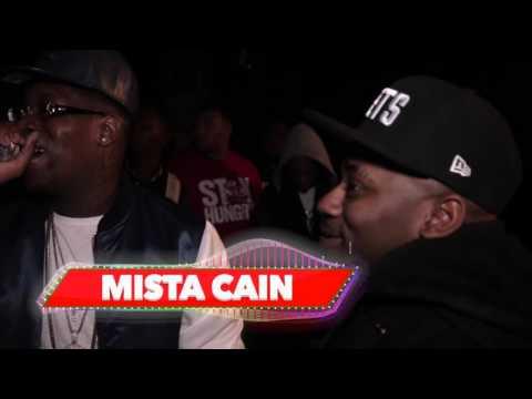 Geezy Allstar Hosting Mista Cain Concert Baton Rouge, La