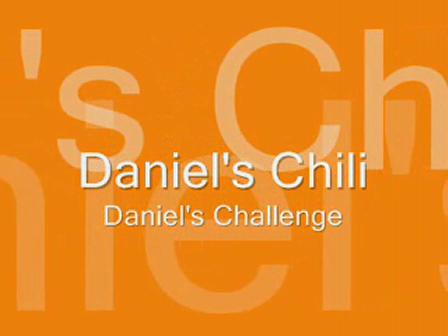 Daniel's Chili