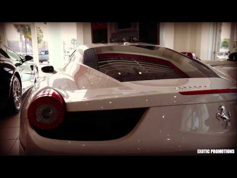 Exotic Promotions  Supercars The Movie (Part One) In 1080p HD