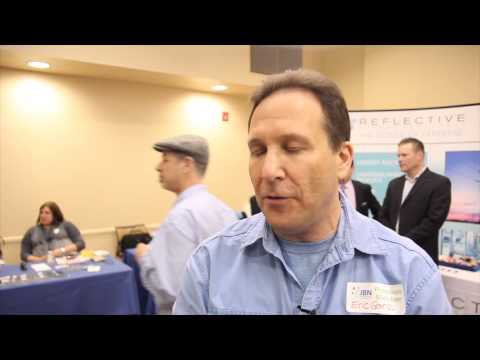 Eric Ganz at the JBN BizExpo 2013