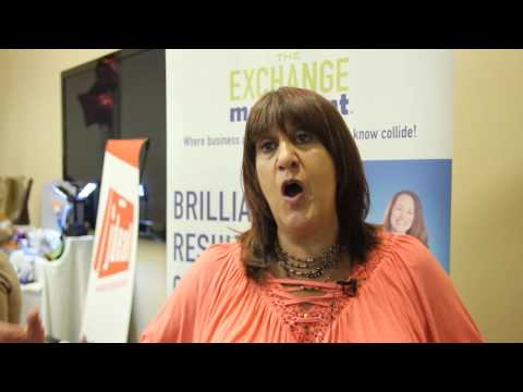 Gayle Naphtali at the JBN BizExpo 2013