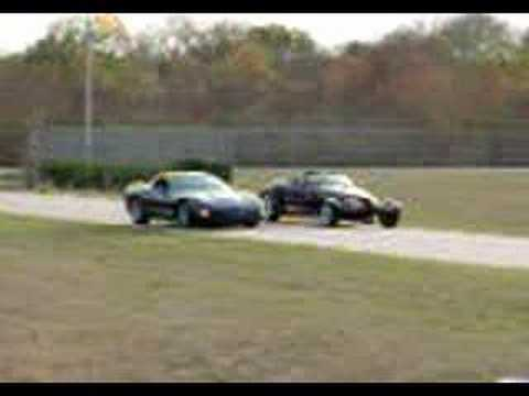 Cars - Street Racing - Prowler NOS vs Corvette