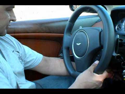 Aston Martin DB9 Volante (My Test Drive Part 1) - SNN Auto's