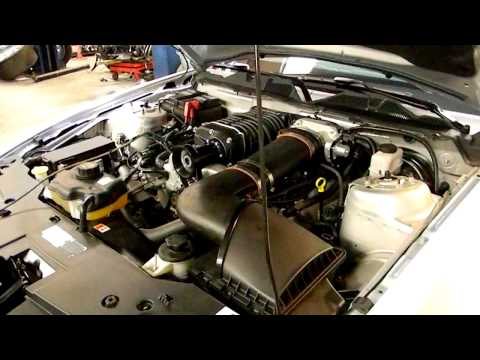 2010 Mustang GT Super Charged Razzi Whipple