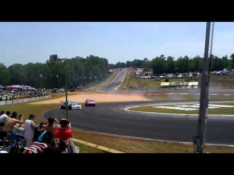 Formula drift atlanta 2011 Saturday practice 4