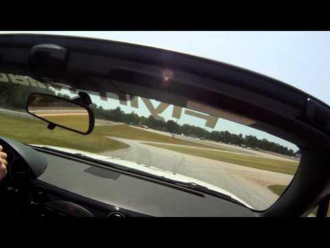 Flyin' Miata Supercharged@ 2011 Mitty