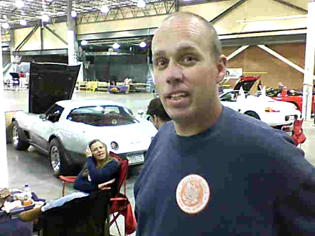 Anti-Freeze Trader Marc's Indoor Car Show - Fort Mill, SC