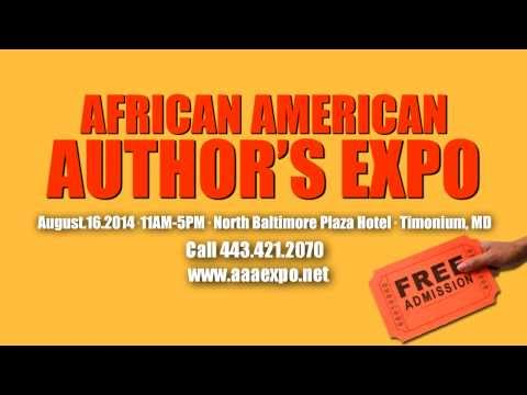 African American Author's Expo Promo 2014
