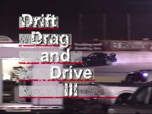 Lanier Drift Drag and Drive #3