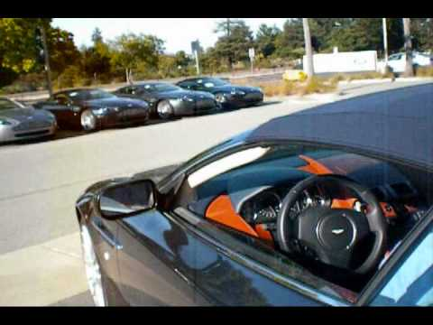 Aston Martin DB9 Volante (My Test Drive Part 2) - SNN Auto's