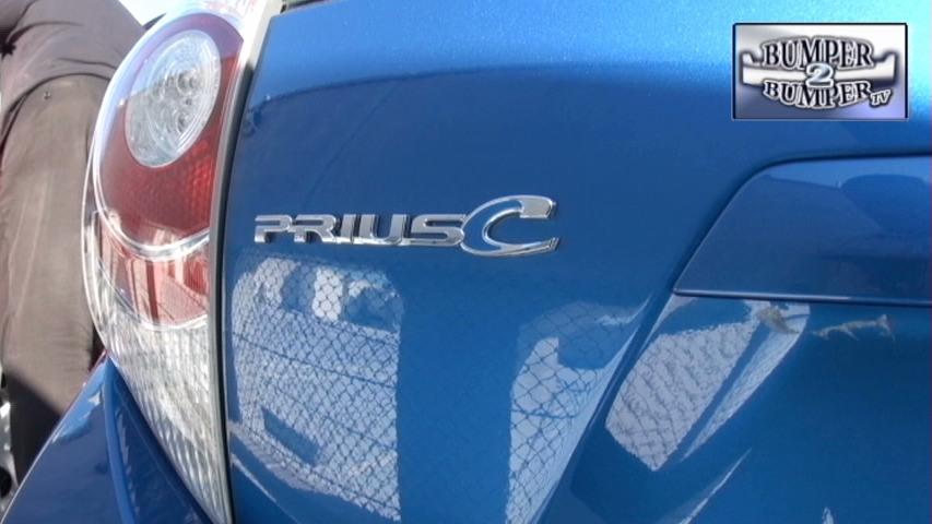 2012 Prius C