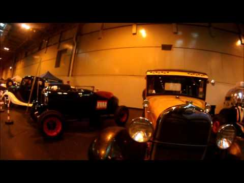 The Hot Rod Display - The UK Scene