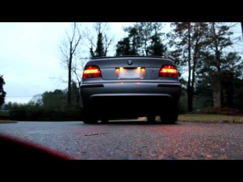E39 540i V8 Resonator Delete Rev