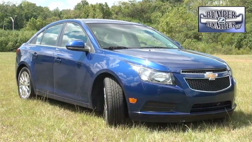 2012 Chevy Cruze ECO