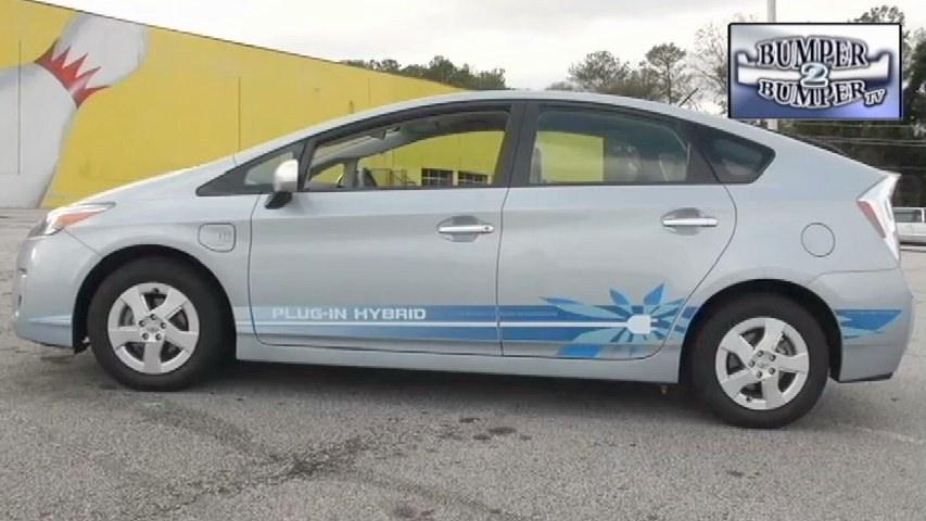 2012 Prius Plug In
