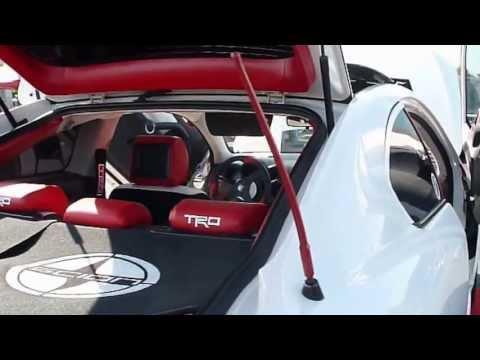 Scion TC Custom Lambo Doors