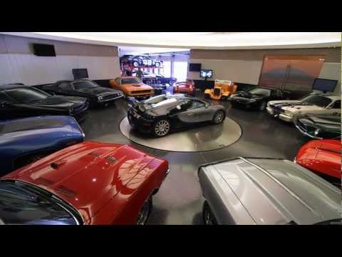 MIllion Dollar Rooms: Paradise Valley, AZ (Craig Jackson Garage)