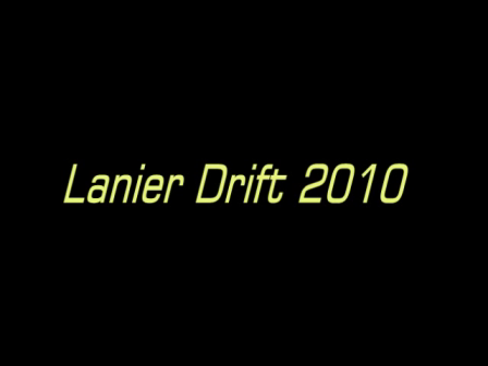 Lanier Drift 2010