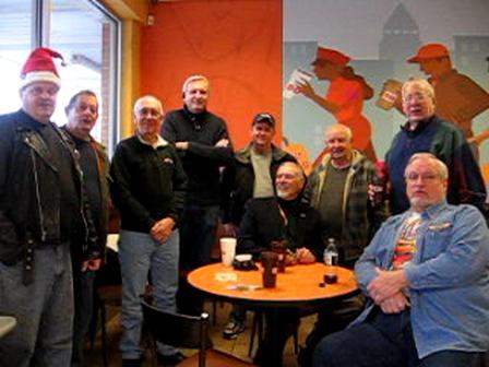 Coffee Brake Snellville Ga. Dec. 23, 2012