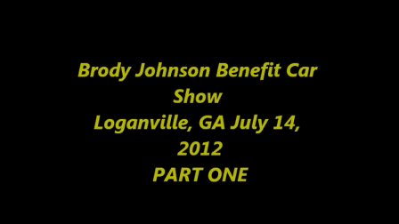 Brody Johnson Benefit Car Show
